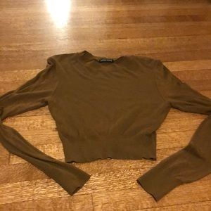 American apparel long sleeve
